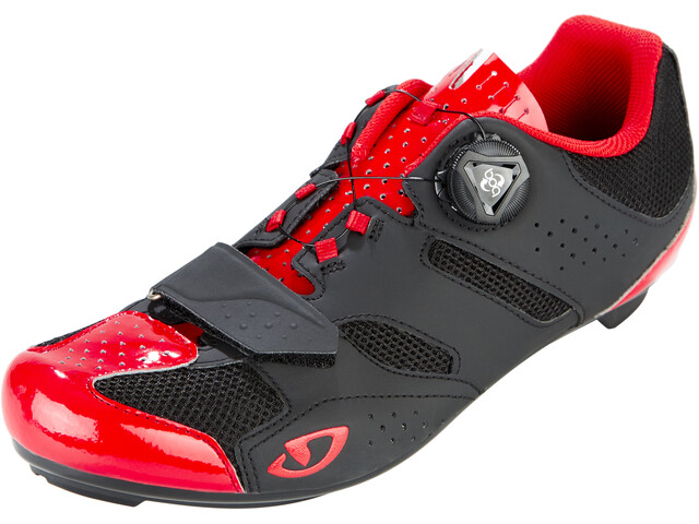 Giro Savix Shoes Herren bright red/black